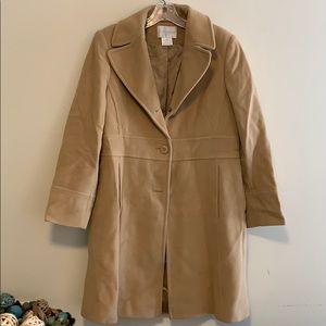 Tailored Worthington winter coat
